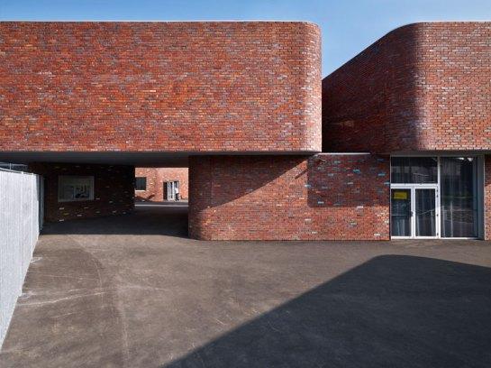 Collège Levi Strauss - Tank Architectes