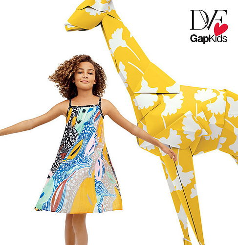 GapKids Origami Animals by Andy Byers