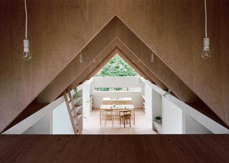 Koya No Sumika by mA-syle Architects